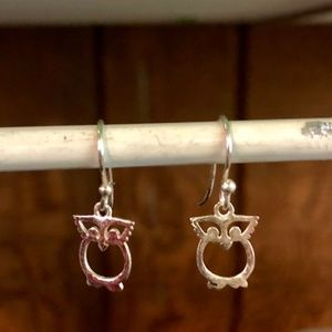 Jewelry - Sweet Little Sterling Silver Owls